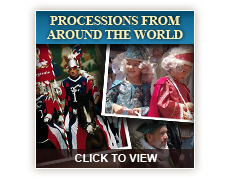 Processions From Around the World