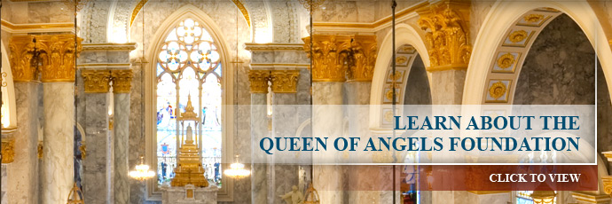 Learn About the Queen of Angels Foundation