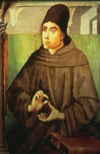 Blessed John Duns Scotus, 1265–1308