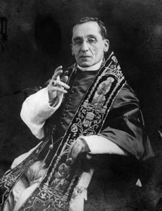 The Venerable Pope Pius XII, 1876-1958