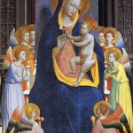 ANGELICO, Fra, San Domenico Altarpiece, 1423-24, Tempera on wood, San Domenico, Fiesole