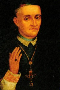 Bishop Francisco Garcia Diego Y Moreno